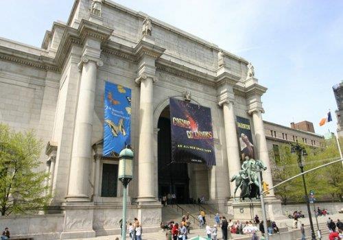 המוזיאון האמריקאי להיסטוריה של הטבע , ניו יורק