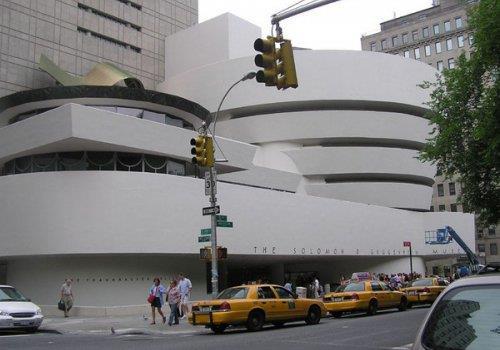 מוזיאון גוגנהיים, ניו יורק
