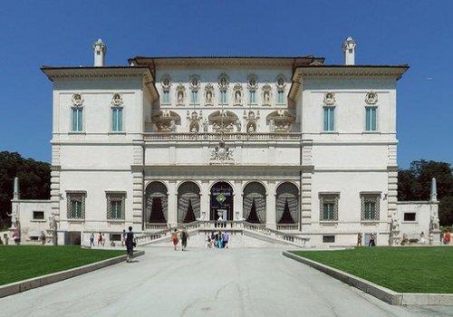 גלריה בורגזה, רומא