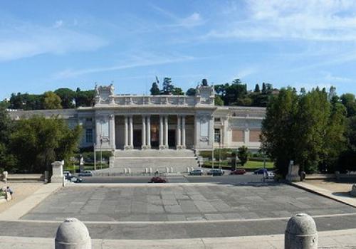 הגלריה הלאומית לאומנות מודרנית, רומא