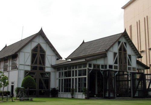 המוזיאון הלאומי של בנגקוק