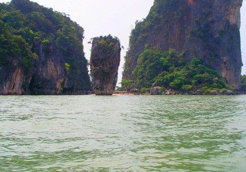 """קו טאפו- """"האי של ג'יימס בונד"""", תאילנד"""