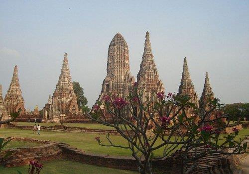איותיה, תאילנד