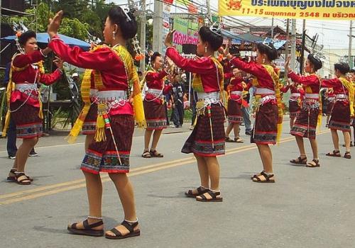 חגים, פסטיבלים ואירועים מיוחדים, תאילנד