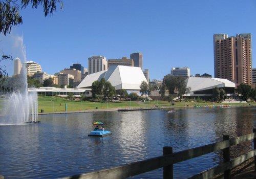 אדלייד, אוסטרליה