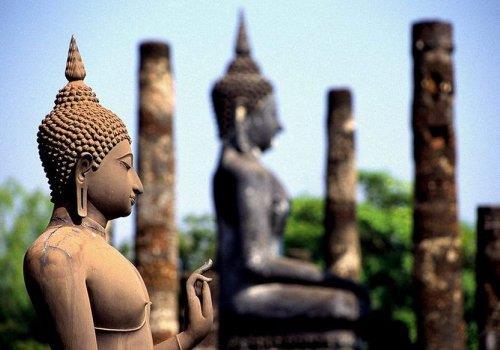 סוקותאי, תאילנד