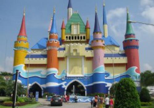 פארק סיאם, בנגקוק