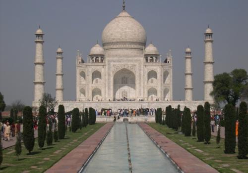 אגרה, הודו