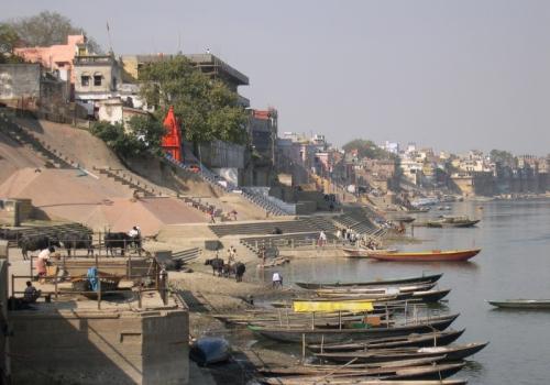 וראנסי, הודו