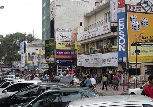 בנגלור, הודו