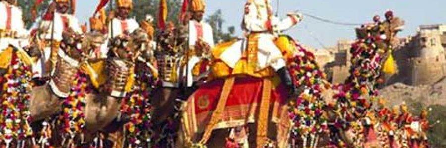פסטיבל גמלים בהודו – דיוואלי