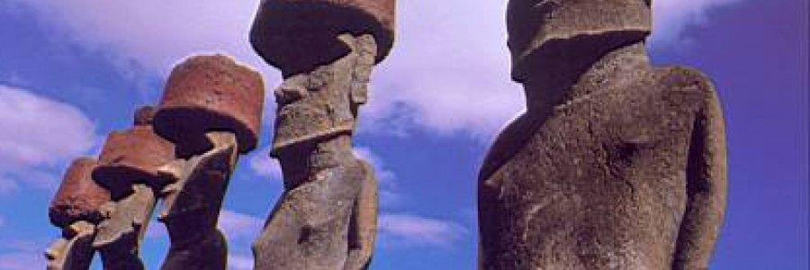 אי הפסחא – צ'ילה (Isla de Pascua)