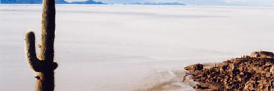 סאלאר דה אויוני, בוליביה – Salar de Uyuni