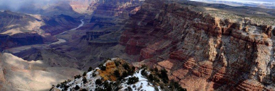 גרנד קניון, פארק לאומי – Grand Canyon National Park