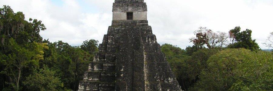 """מקדשי """"טיקאל"""", גואטמאלה – Tikal"""