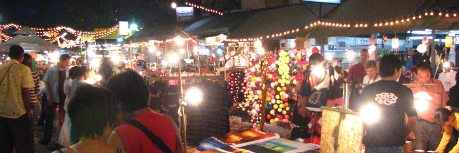 צ'אנג-מאי, תאילנד- Chiang Mai