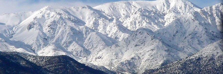 הרי האנדים – (Cordillera de los Andes)