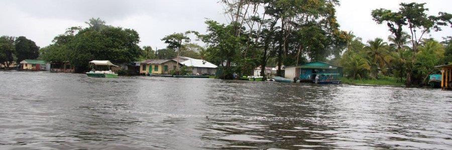 טורטוגרו, קוסטה ריקה – Tortuguero