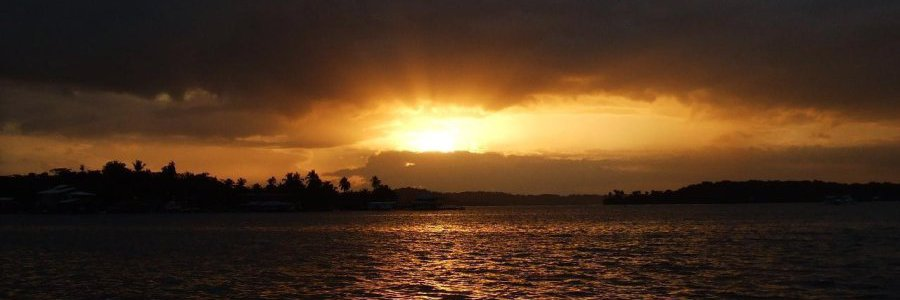 איי בוקס דל טורו, פנמה – Bocas del Toro