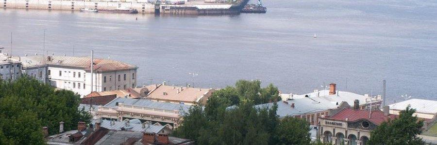 ניז'ני נובגורוד, רוסיה – Nizhniy Novgorod