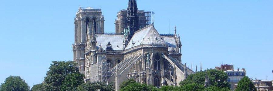 כנסיית נוטרדם, פריז- צרפת (Notre-Dame)