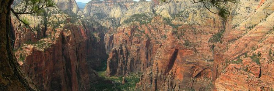 הפארק הלאומי ציון (זאיון), מדינת יוטה (ארצות הברית) – Zion National Park