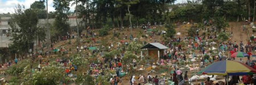 יום המתים בגואטמלה
