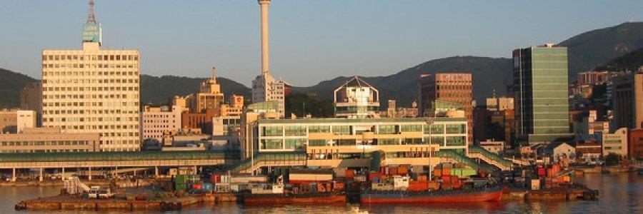 פוסאן , קוריאה הדרומית- Pusan