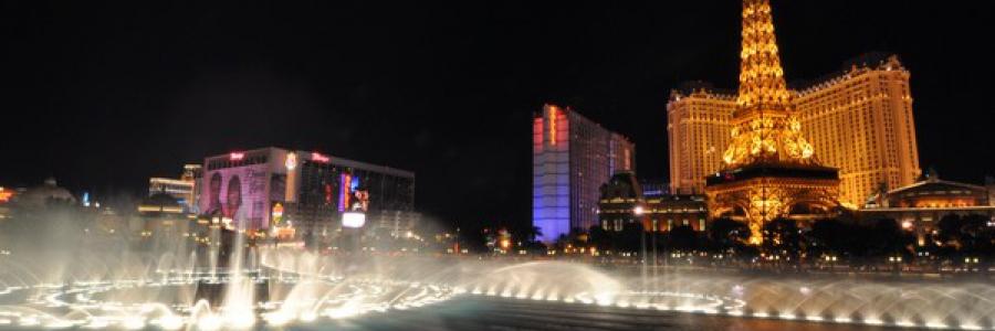 מלון בלאג'יו, לאס ווגאס – Bellagio Hotel, Las Vegas