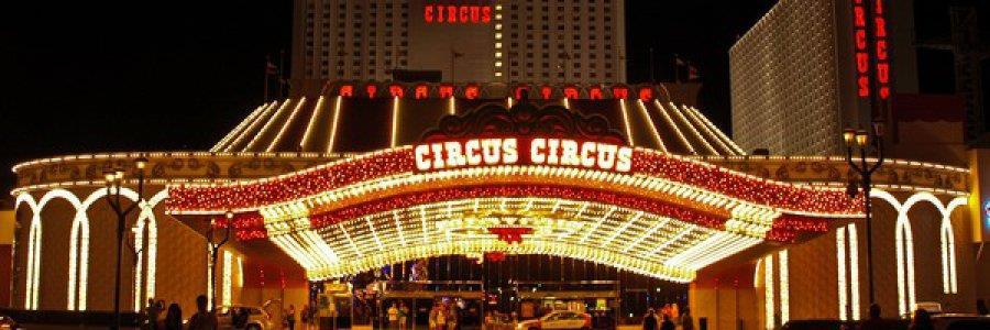 מלון Circus Circus, לאס ווגאס