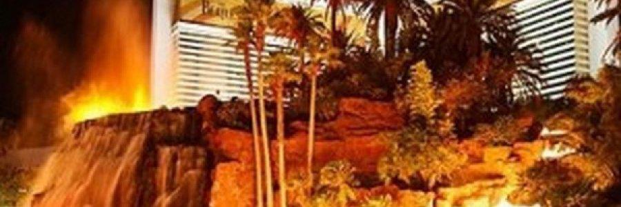 מלון מיראז', לאס ווגאס