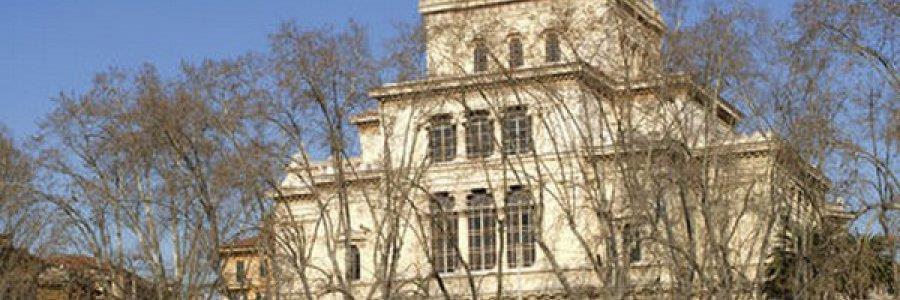 המוזיאון היהודי, רומא