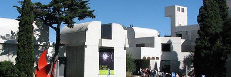 מוזיאון חואן מירו, ברצלונה