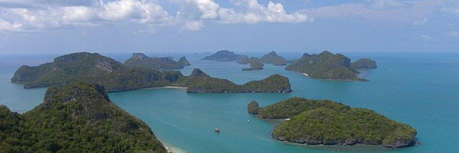 אנג ט'ונג, תאילנד