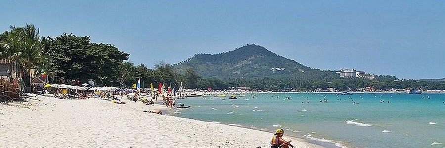 חוף צ'אוונג, קוסמוי (תאילנד)