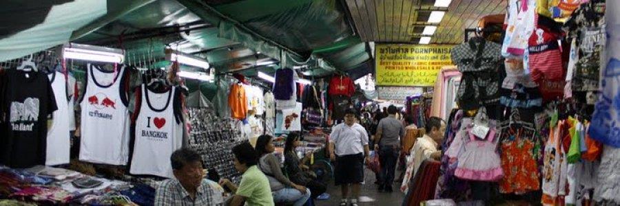 שוק פראטונאם, בנקוק