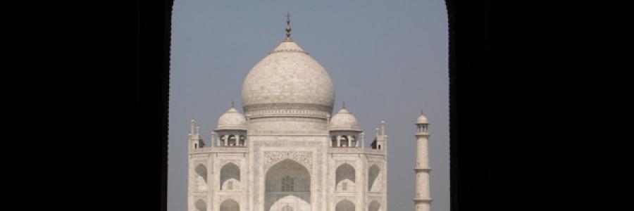 טאג' מאהל, אגרה (הודו)