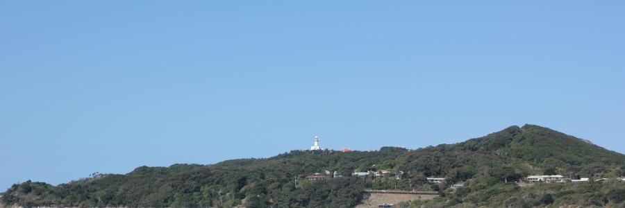 ביירון ביי, אוסטרליה